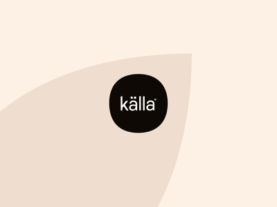 Källa Branding — Logo visual user interface user experience ui ux productdesign webdesign designinspiration graphic logo digitaldesign concept graphicdesign