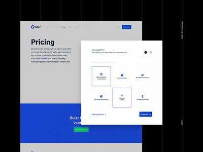 Ruler — Pricing
