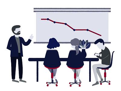 Meetings. distracted meetings