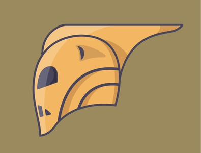 The Rocketeer disney icon 2d character vector illustration