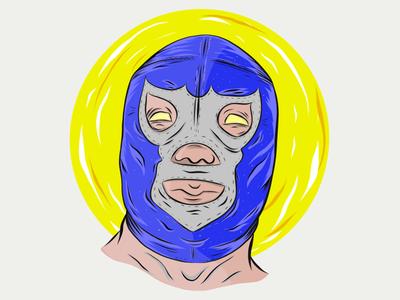 El Demonio Azul