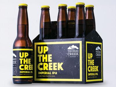 Thomas Creek Brewery Packaging System