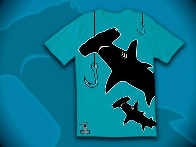 Jupiter Hammerheads T-shirt Design 1