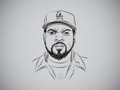 Hiphop Strokes - Ice Cube