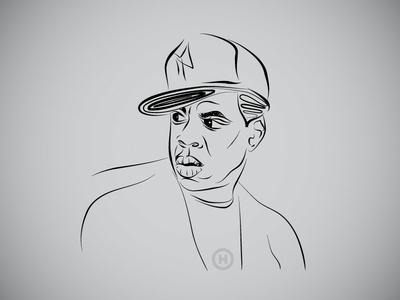 Hiphop Strokes - Jay-Z