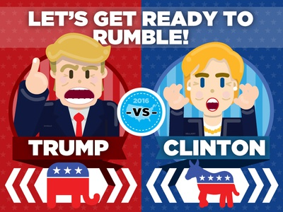 Let's Get Ready To Rumble!