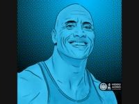 Dwayne Johnson - Portrait Series