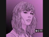 Taylor Swift - Portrait Series