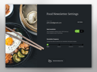 Food Newsletter