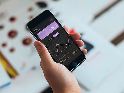 Apple Pay Statistics chart mobile ui statistics pay apple