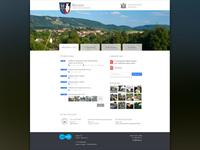 Village website (WIP)