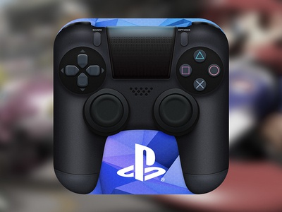 PS4 Gamepad Icon