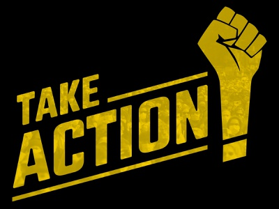 TAKE ACTION social justice