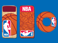 NBA Pool Inflatables