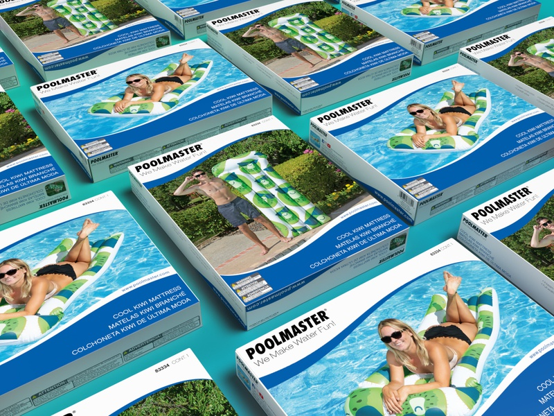 Cool Kiwi Packaging grid layout designs logo render dimensions design branding adobe photoshop packaging illustration graphic design illustrator