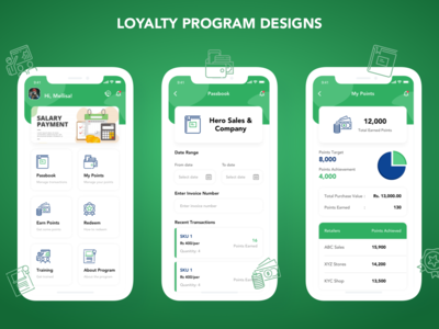 Loyalty Money Programs