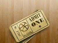 Dribbble tickets l