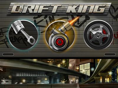 Drift king slots  speed cars jdm drift online game slots