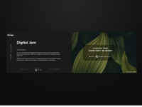New Personal Website Re-design - kind of :P