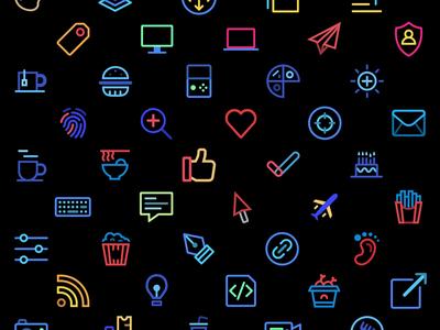 Shape.so reached 700+ individual icons shape.so vector illustration icons icon design iconography icon set icon