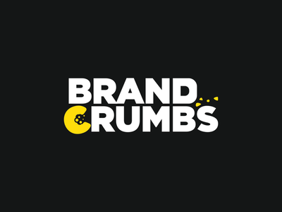 Brand Crumbs logo animation text animation animation after effects intro animation youtube intro logo motion cookie bread branding gif ux ui motion animated logo logoanimation animation after effects icon animation intro logo reveal logo animation