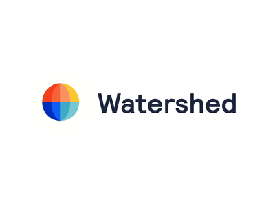 Watershed logo animation logo design motiongraphics animatedicon transformation morphing branding windmiles watershed icon animation ux ui gif text animation logoanimation motion logo reveal intro after effects logo animation