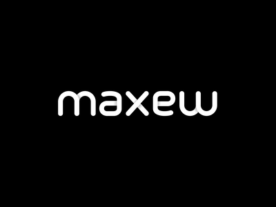 maxew logo animation morphing transformation ambigram logo smooth text animation animated gif animated logo elastic icon animation logoanimation animation logo reveal intro after effects motion ux ui gif logo animation