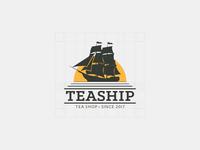 TEASHIP | Logo