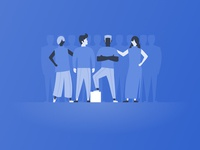 GROUP  |  Illustration