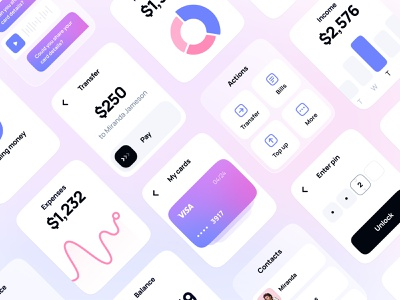 Finances UI for apple watch money transfer fintech design ui design apple watch ui watch screen apple devices ui graph finance dashboard infographic chart
