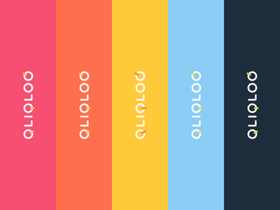 QLIQLOQ branding time tracker ui branding animation motion dashboard infographic chart restaurant