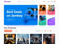 Jamkey e commerce