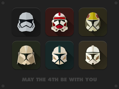 May The 4th Be With You dark side clone commando clone soldier commandos arc clone arc imperial cosmonaut stormtrooper imperial maythefourthbewithyou may 4th maythe4thbewithyou star wars
