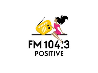 Radio Positive womens radio radio positive logo listening women fm positive radio