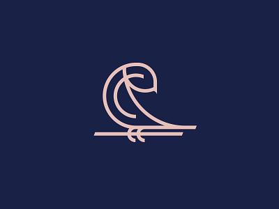 Bird bird logo logo line art logo mark bird icon bird