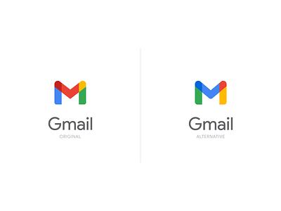 Gmail logo redesign idea brand identity identity branding logo design branding branding and identity google design concept idea branding logo design icons gmail redesign google