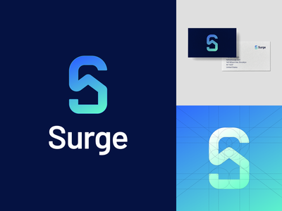 Surge | Logo design real estate proposal s letter logo 2d real estate branding unused s letter real estate logo house logo branding and identity logo design branding logotype identity branding logo design identity branding