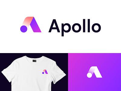 Apollo | Logo design unused logo a letter a logo logo logotype design branding and identity identity logo design branding identity branding logo design branding