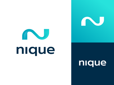 Nique Design Studio Logo Design rev 2