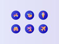 Yummy Icons