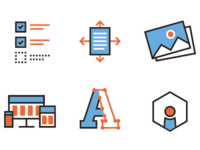 New Icons for our Portfolio