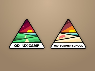 UX Summer School Badges