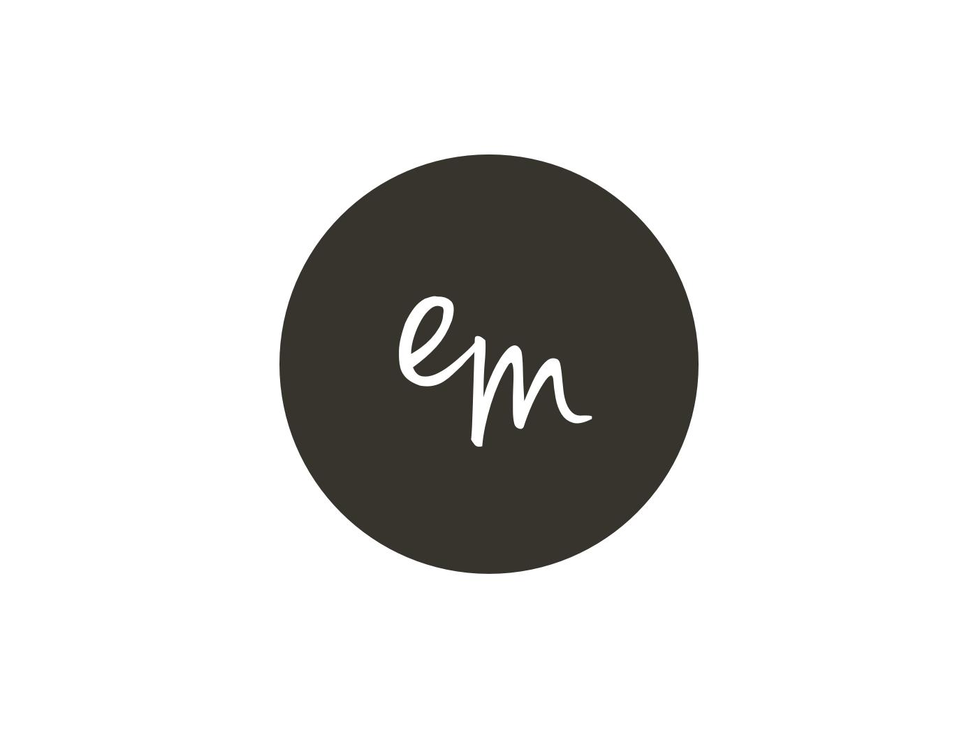 Elissa Mae Creative | Mark brand mark sketch app brand identity logo branding