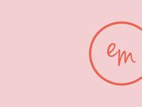 Elissa Mae Creative — Brand Mark