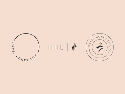 Hazel Honey Life — Brand Marks
