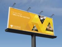 Coleman University Billboards