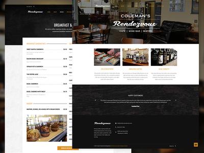 Rendezvous Website