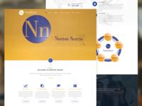 Norton Norris Website