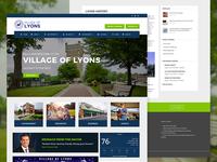 Village Of Lyons Website