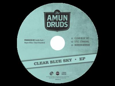 CD design by Daryl Amundrud - Dribbble